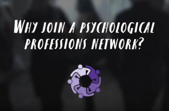 Why join a psychological professions network?