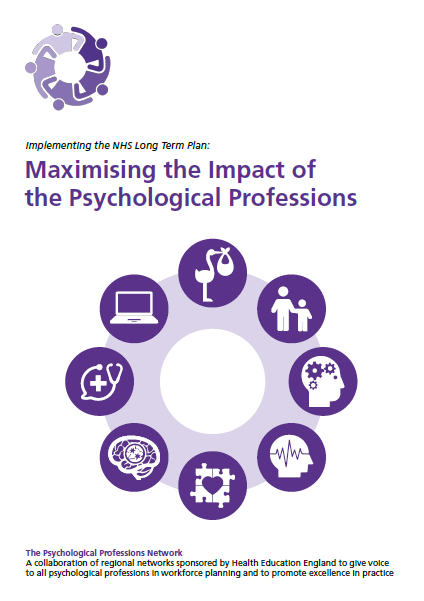 Implementing the NHS Long Term Plan: Maximising the Impact of the Psychological Professions